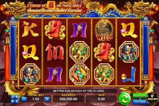 Game Slot Tai Shang Lao Jun Joker123 Terpercaya